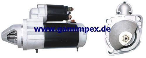 Anlasser Deutz L912, L913, L914, BFM1012, BFM1013, TCD2012, TCD2013