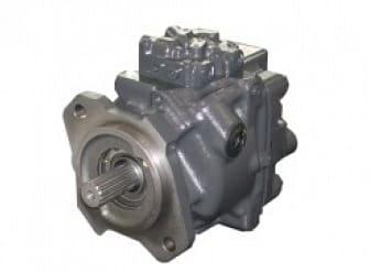 Hydraulikpumpe Komatsu WB93R