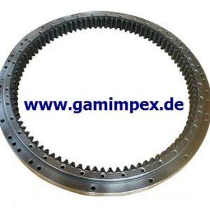 Drehkranz, slew ring für Kubota K008 Minibagger, RA11119110, 69181-19110