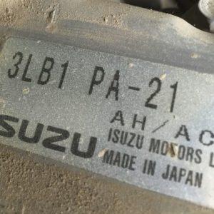 Motor Isuzu B-Serie