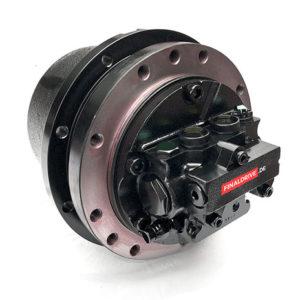Fahrantrieb, Fahrmotor, Kettenantrieb Tele LD1.6 Minibagger