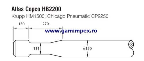 meissel-chicago-pneumatic-cp2250