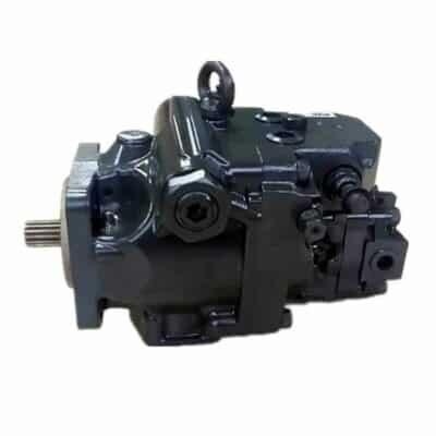 Hydraulikpumpe Komatsu PC27, Hydraulic pump Komatsu PC27