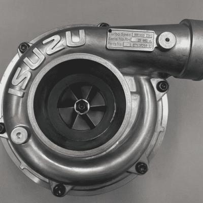 Turbolader 6BK1