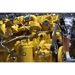 Motoren und Motorenteile