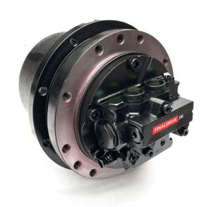 Fahrantrieb, Fahrmotor, Fahrgetriebe Hyundai Robex R180 Bagger