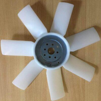Ventilatorflügel, Sauglüfter Kubota V1903 Motor