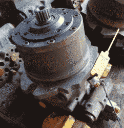 Hydraulikmotor Linde BMV105