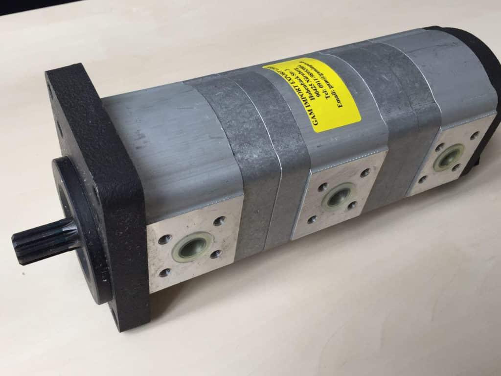 Hydraulikpumpe O&K, Bosch 0510665406, 0510665407