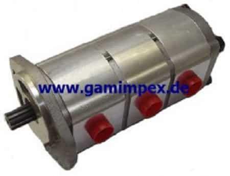 Hydraulikpumpe Bobcat 332, 6677829