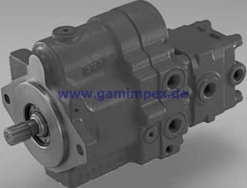 Hydraulikpumpe Kubota KX121, RD101-61110, RG118-61110, RD138-61110