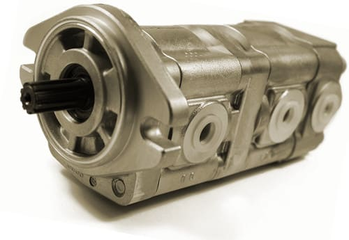 Hydraulikpumpe Takeuchi TB015, 403-22400, 0721302265.