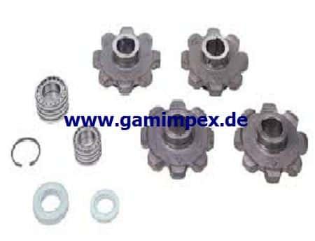 Lattenrostkette Radsatz Demag DF110, 53418773