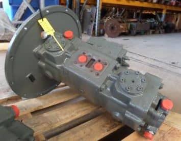 Hydraulikpumpe Liebherr LPVD107