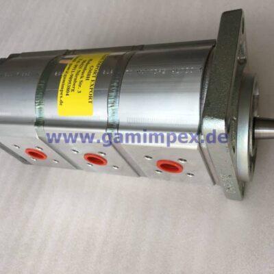 Hydraulikpumpe Schaeff HR12, Schaeff HR14, Schaeff HR15, Schaeff HR16, 5050662375