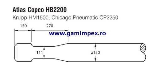 meissel-chicago-pneumatic-cp2250