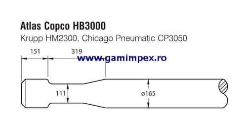 meissel-chicago-pneumatic-cp3050