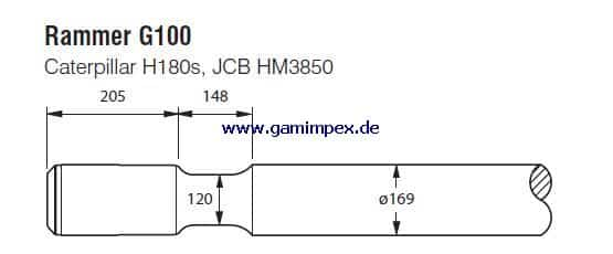 meissel_rammer_g100