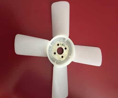 Ventilatorflügel Kubota D950, 15531-74110